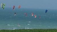 kitesurf à saintaubin sur mer